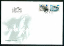 Fish Used Norwegian Stamps
