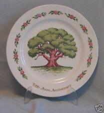 Vintage Avon 5th Anniversary Rep Award Plate