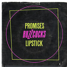 "Buzzcocks-promesas 7"" solo 1978"