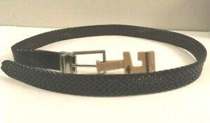 Docker's Boy's Reversible Woven Style Belt Black/ Brown, Size XL- 32-34 NEW!