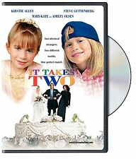 It Takes Two [DVD Movie, Region 1, Mary-Kate & Ashley Olsen] Brand New Sealed