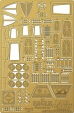 "Paragrafix PGX199 1/48 Space 1999 22"" Eagle Photoetch Set For MPC825 PREORDER"