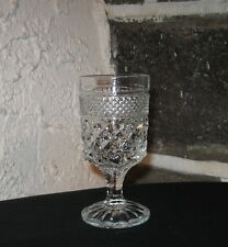 Wexford Water  glasses 7  ounce very nice Buy what you want!! 6 5/8 h 3 across