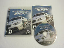 NEED FOR SPEED SHIFT PS3 PLAYSTATION 3 100% COMPLETE