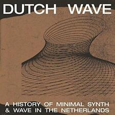 DUTCH WAVE - A HISTORY OF MINIMAL SYNTH & WAVE VINYL LP (SEALED)