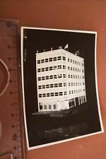 tolles altes Foto - Modell des Gebäudes Optiker Ziem Düsseldorf  20-30er Jahre ?