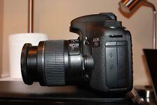 Canon EOS 7D Digital SLR Camera 18.0MP with EF-S 18-55mm Lens (2 LENSES)