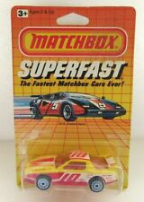 Matchbox Superfast Pontiac Diecast Vehicles