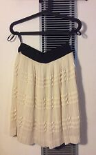 REISS Pleated Summer Skirt - SIZE 10 (BRND NEW)