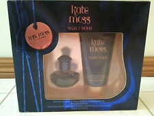 VINTAGE KATE MOSS VELVET HOUR WOMENS EDT PERFUME FRAGRANCE 30ML GIFT SET