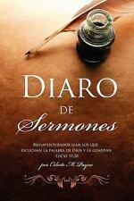 Diaro de Sermones by Celeste Payne (2011, Paperback)