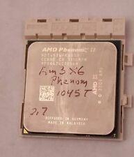 AMD Phenom II X 6 1045T 2.7 GHz Six Core Processor, HDT45TWFK6DGR, Socket AM3