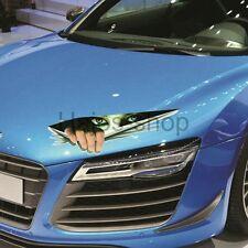 1 x 3D augen auto aufkleber XXL