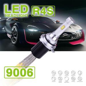 Set Mtec R4S LED Headlights Light 9006 12v 10400 Lumen Die Mehr 'Starkes - 2016