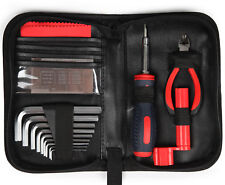 Tool Kit Set for Acoustic Electric Bass Guitar String Winder Bridge Pins Puller
