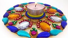 Diwali Decor Home Decor Wedding Manavarai Decor Tealight Candle Floating Holder