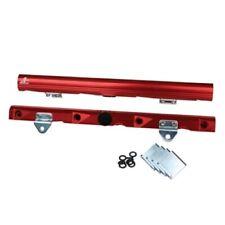 Aeromotive 14142 Fuel Rails Billet Red Anodized 70l For 2006 10 Chevy Corvette Fits Corvette