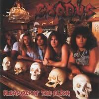 EXODUS - PLEASURES OF THE FLESH (1987/2004) RARE CD Jewel Case by Fono+FREE GIFT