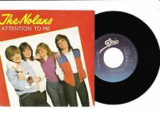 The Nolans - Attention To Me