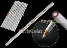 10 X Nail Art Picking Tools Pencil Rhinestones Gems Pen Diamonds Crystals Bling