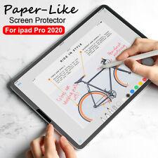 Matte Drawing Film Screen Protector For Apple iPad Pro 12.9 11 2020 10.5 10.2