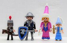 Moyen Âge Enfants Jeune Fille Chevalier Lady IN Waiting Playmobil En Origine