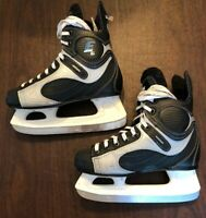 Nice CCM EXTERNO E6, Junior Size EU 37, US Size  4 - 4.5 Youth Ice Hockey Skates