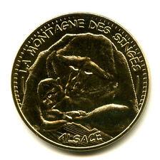 67 KINTZHEIM Montagne des singes 9, Mère et son petit 2, 2013, Monnaie de Paris