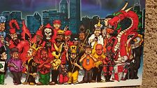 Chicago Chicagoland Gangland Gangs Stories Homies Poster Latin Kings Colors