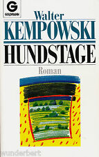 *~ HUNDSTAGE - Walter KEMPOWSKI  tb (1990)