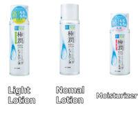 Rohto Hadalabo Gokujyun super Hyaluronic Acid Milk 140ml / Lotion 140ml Japan