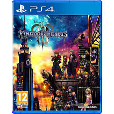 Kingdom Hearts 3 (III) PS4 Game | Brand New | PRE-ORDER | Released 29/01/19 !