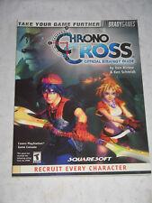 Official Strategy Guide CHRONO CROSS ~ RPG ~ Lösungsbuch ~ neu! ~ new!