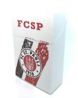 FC St. Pauli Zigarettenbox Etui Cigarette Box Fussball - Logo - FCSP
