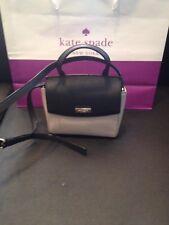 Kate Spade Mini Alisanne Bag Cross body Nwt. Black & Beige Color