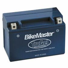 New BikeMaster TruGel Battery # MG12A-BS Suzuki / Kawasaki 780504