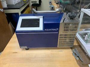 Brabender Aquatrac-V & Precisa LS120A