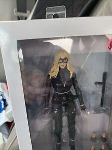 DC Collectibles Black Canary Arrow CW Series #11 Action Figure NEW! Vigilante