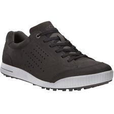 ECCO Golf Street Retro Shoes 9.5-10 15060451052 Black/black