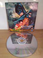 Laserdisc Batman Forever Disco Laser