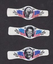 Ancienne  Bague de Cigare BN100933  Homme Président Américain