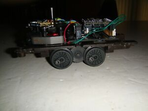 LIONEL  ROTARY SNOW PLOW BLOWER MOTOR FRAME ASSEMBLY PART