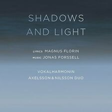 Magnus Florin - Shadows and Light - A Madrigal Opera [CD]