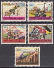 Fujeira 1970 used c.t.o Mi.635/39 A Eisenbahnen Railways