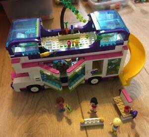 Lego Friends Friendship Bus Set 41395