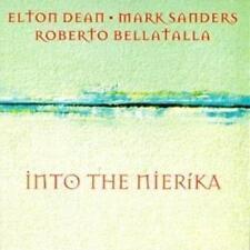 ELTON DEAN / MARK SANDERS / ROBERTO BELLATALLA - INTO THE NIERIKA (NEW) CD