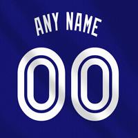 Toronto Blue Jays Dark MLB Baseball Jersey Any Name Any Number Pro Lettering Kit