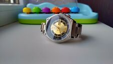 RARE Vintage Orient SK KD Sea King Diver Automatic Yellow Gold Dial 100% WORKING