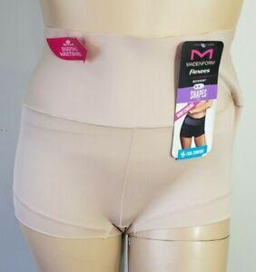 Women's Maidenform® Tame Your Tummy Boyshort DM0050 Beige 3XL/10