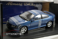 AUTOart 1:18 scale Holden V2 Monaro CV8 coupe (Blue Metallic)